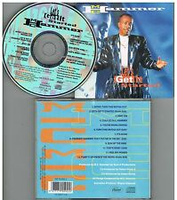 MC Hammer ‎– Let's Get It Started   CD Album, 1991