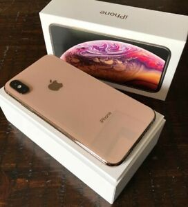 GOOD AS NEW! Apple iPhone XS Max 256GB Gold - Factory Unlocked
