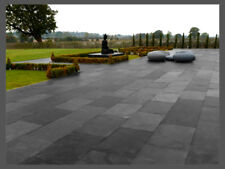 Premium Natural Stone Paving - Kota Black Limestone | Single Sized - 600 x 900