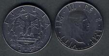 2   Lire   1939 XVII  A.M.    conservazione  BB