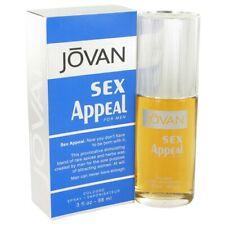 JOVAN SEX APPEAL 88ML EDC PERFUME SPRAY FOR MEN BY JOVAN