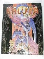 Artbook Kaluta (riedel Hardcover) estado 1