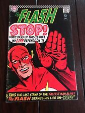 The Flash #163 August 1966 DC