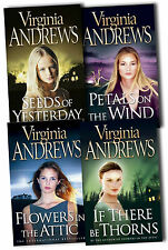 Virginia Andrews Cutler Family collection 4 books Set