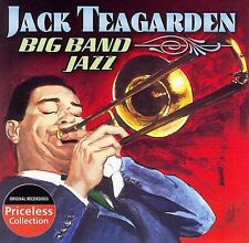 Jack Teagarden : Big Band Jazz Big Band 1 Disc Cd