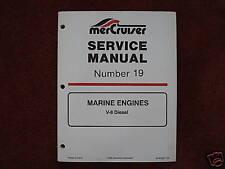 MERCRUISER DEALER SERVICE MANUAL'S-ENGINES-V8 7.3L
