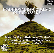 NEW Traditional Banjo Music of the Ozarks (Audio CD)