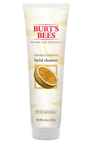 NEW Burt's Bees Facial Cleanser Orange Essence 4.3 oz sulfate free plant based