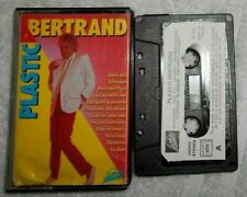 Plastic Bertrand K7 audio TBE