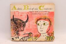 ADAMS BOOK OF ODD CREATURES By Joseph Low 1st Edition 1962 Hardcover - C17