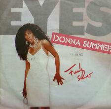 "7"" 1984 KULT IN MINT- ! DONNA SUMMER : Eyes"
