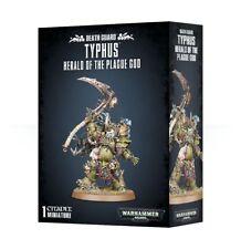 Warhammer 40k - Death Guard Typhus - Herald of the Plague God - Brand New! 43-53