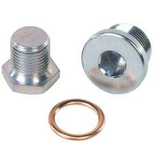 CHRYSLER YPSILON 0.9 Sump Plug 312A2.000 Oil Drain Corteco Quality Replacement