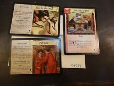 Harry Potter Trading Card Game Lot of 3 Uncommon or Better Cards (lot #14)