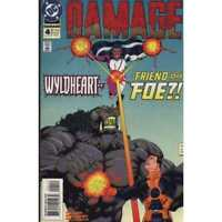 Damage (1994 series) #4 in Near Mint + condition. DC comics [*86]