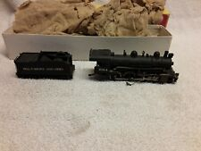 GHC BRASS 4-6-0 Locomotive. HO scale (HO/911020)