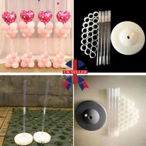 Balloon Support Base Column Stand Arch Folder Wedding Favors Party Supplies W