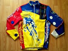 Campagnolo NOS Technology Vintage Windproof Fleecejacket, Martinage Size:L RARE