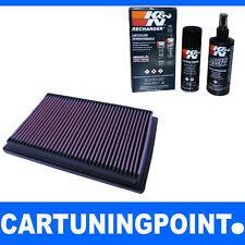 K&N Sportfilter Rot MAZDA 323 (BA) +Reinigungsset
