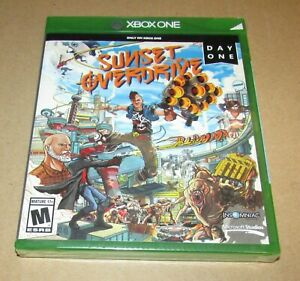 Sunset Overdrive Day One Edition (Xbox One) Brand New / Fast Shipping