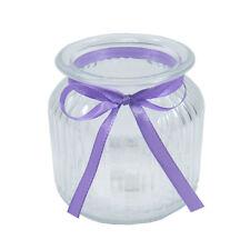 12 Windlichter H10,2 cm Teelichtgläser Vase Tischdeko Glasdeko Teelichthalter