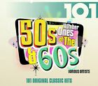 Number 1s Of The 50s & 60s - Various Artists [4 CD Set]