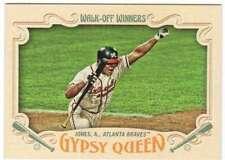 2016 Topps Gypsy Queen Walk Off Winners Insert #GWO-3 Andruw Jones Braves