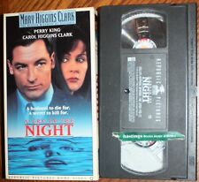 A CRY IN THE NIGHT (vhs) Perry King, Carol Higgins Clark. Good Cond. Rare. NR