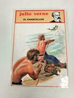 El Chancellor. Julio Verne. Literatura juvenil. Editorial Molino.