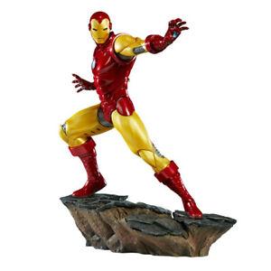 MARVEL - Avengers Assemble - Iron Man 1/5 Polystone Statue Sideshow