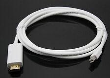 1.8m Mini DisplayPort DP zu HDMI Adapter Kabel für Windows Surface 2012
