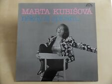 Marta Kubisova_Nekdy si zpivam/ Sometimes I Sing_ LP_ Supraphon