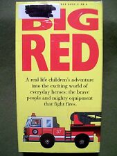 Big Red (1993, VHS) Ages 2 to 8