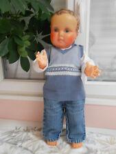 débardeur+ haut et pantalon bébé 3 mois ou poupée reborn 55cm