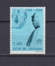 s18188) VATICANO MNH** 2008 UN Visit 1v