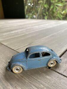 Dinky 181 Volkswagen Saloon Beetle Vintage Original 1950s Meccano