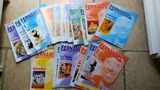 40x REVUE - INOUBLIABLE FERNANDEL - SES PLUS BEAUX FILMS - EDITION ATLAS 1995