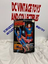 Vintage 1979 Remco Energized Superman X-Ray Figure Toy Doll Factory Sealed Box