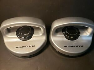 Golds Gym Locking Push Up Stands For Ergonomic and Better Workouts Push Up Locks