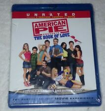 American Pie Presents The Book of Love : New Unrated & Rated Blu-ray