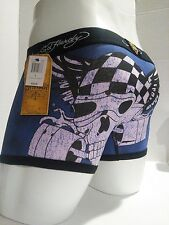 Ed Hardy Men's Underwear  Rock Skull Short Boxer Briefs Size L Father's day gift