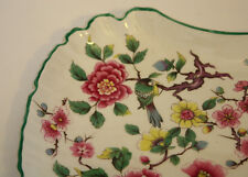 James Kent Staffordshire England, Old Foley, Chinese Rose Tray