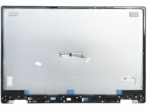Silver - Display LCD Screen Top back cover Asus VivoBook Flip 14 TP412UA Touch