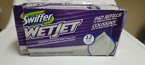 Swiffer Wet Jet Original Cleaning Pad Refills (10 count) NEW