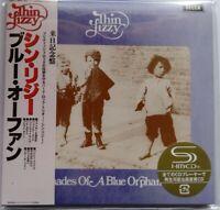 Thin Lizzy -  Shades of a Blue Orphanage + 9 Japan SHM CD MINI LP UICY-94742 NEU
