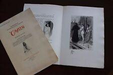✒ PROSPECTUS Souscription Anatole FRANCE Thaïs Léon BOISSON Romagnon 1900