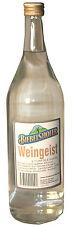 Weingeist, reiner Alkohol, Primasprit, Trinkalkohol, 96,4% 1 Liter