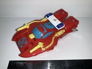 Hasbro Playskool Heroes Transformers Rescue Bots Heatwave The Fire Bot Boat RARE