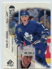 98-99 SP AUTHENTIC FUTURE WATCH ROOKIE RC #110 TOMAS KABERLE 0417/2000 *46765