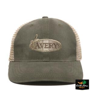 AVERY OUTDOORS GREENHEAD GEAR GHG STANDARD LOGO CAP MESH BACK HAT